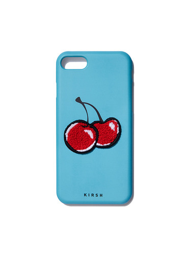 BIG CHERRY PHONE CASE HA [BLUE]