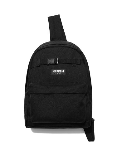 KIRSH POCKET  SLINGBACK BAG IS [BLACK]