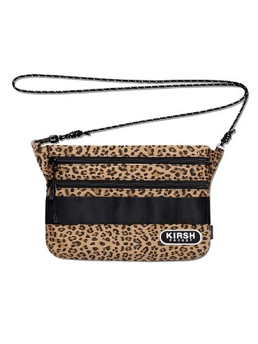 KIRSH POCKET SACOCHE BAG IS [LEOPARD]
