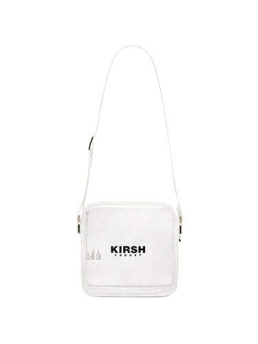 KIRSH POCKET PVC MINI BAG IH [CLEAR]
