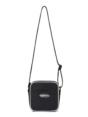 KIRSH POCKET MINI AIRLINE BAG JS [BLACK]