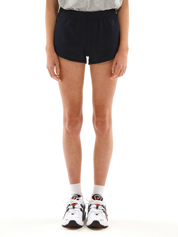 CHERRY SHORT PANTS JS [NAVY]