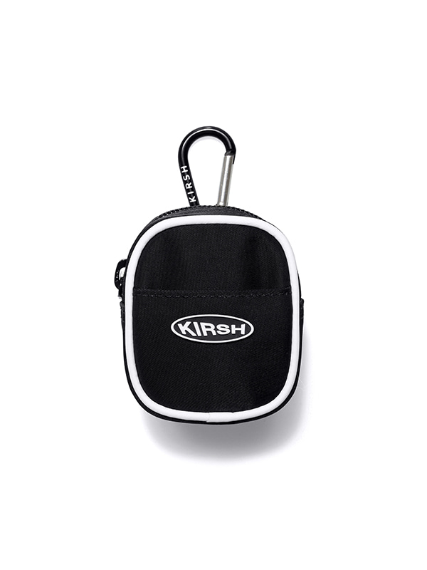 KIRSH POCKET AIRPOD AIRLINE BAG JH [BLACK]