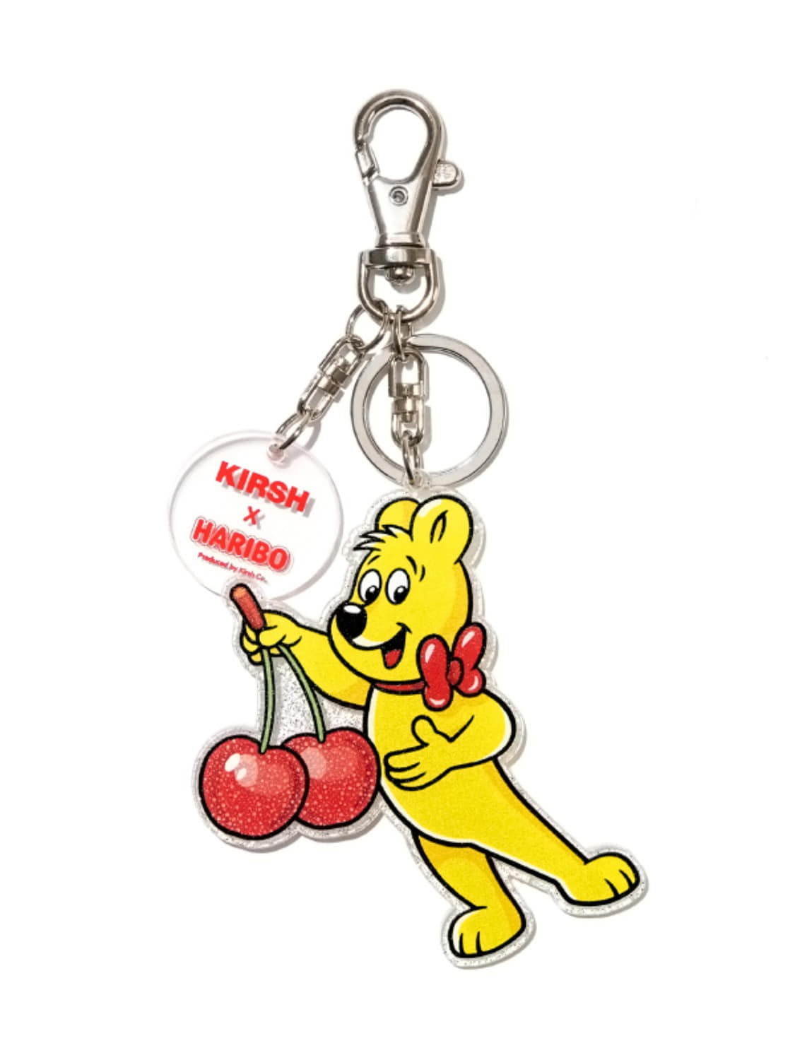 HARIBO GOLDBEAR KEYRING [YELLOW]
