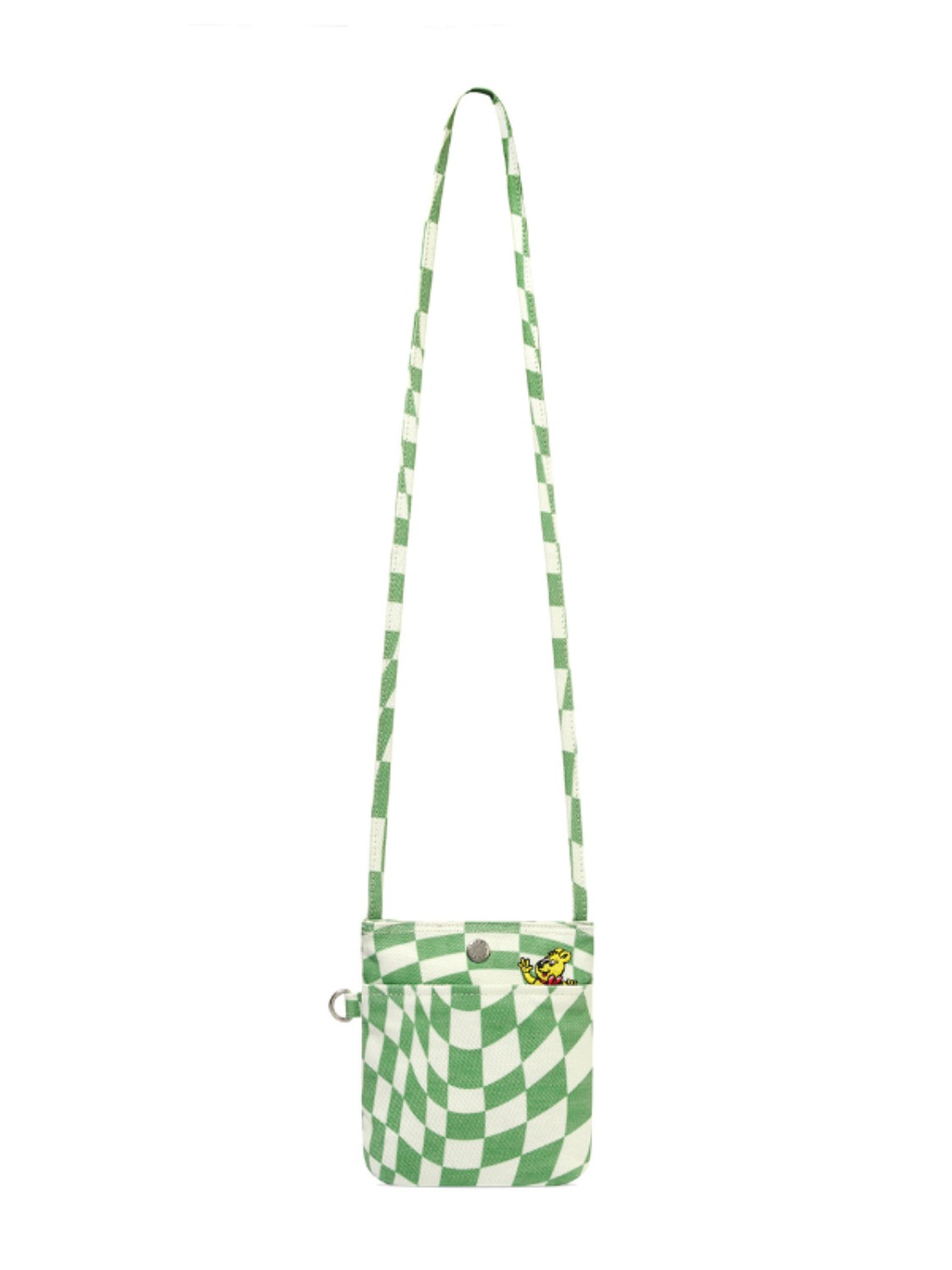 HARIBO CHECK MINI BAG [GREEN]